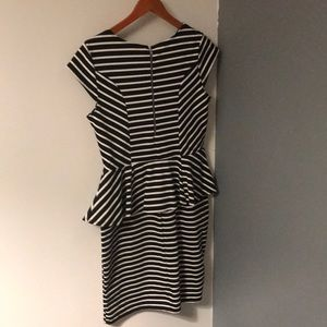 Mossimo Supply Co. Dresses - Mossimo Black and White Stripes Dress